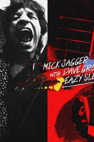 """Mick Jagger releaset nummer met Dave Grohl van Foo Fighters: """"Hét anthem van de zomer"""""""