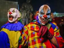 Onrust in VS door verschijningen 'killer-clowns'