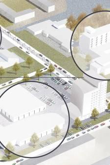 Rotterdam vol? 'Plek zat voor woningen bij benzinestations, winkelcentra en verzorgingshuizen'