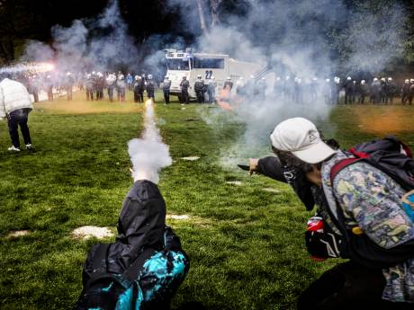 """Un premier émeutier de la """"Boum"""" devant la justice: """"Le gouvernement est responsable"""""""