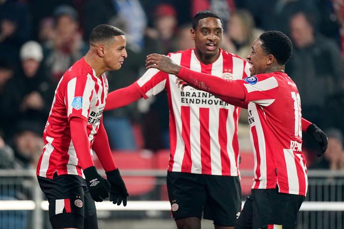 PSV speelt vanaf komend seizoen in Puma-shirts.