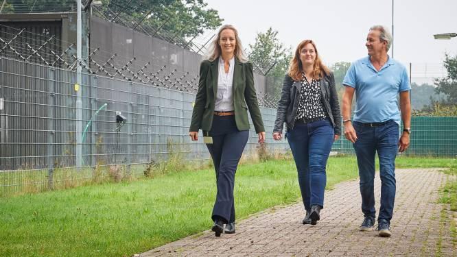 Sandrine, Eefje en Dirk werken met tbs'ers die niet klaar zijn voor rentree in maatschappij: pittig maar bijzonder