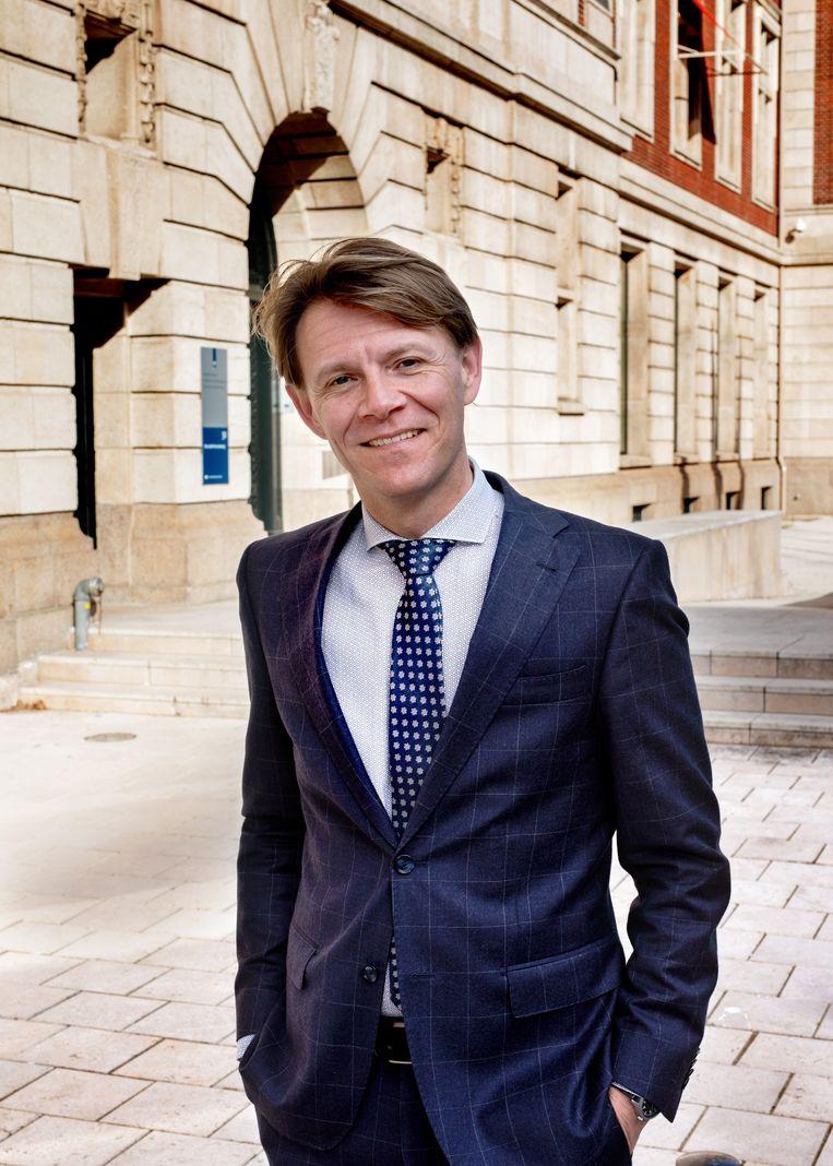 Kim Putters, directeur van het Sociaal en Cultureel Planbureau, is de invloedrijkste Nederlander volgens de Volkskrant Top 200.  Beeld null