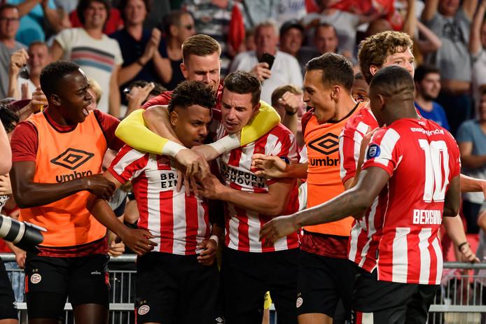 PSV hoopt op meer belangstelling voor het duel met Apollon Nicosia.