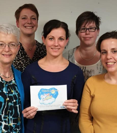 Jonge moeders uit Tubbergen maken kalender 'Samen Geloven'