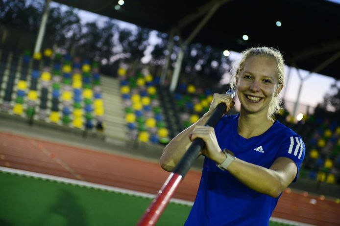 Voor Elise Lauret is het FBK-stadion meer dan een sportplek alleen.