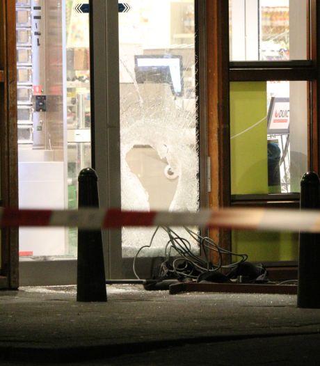 Twee pubers proberen geldautomaat in Utrechtse supermarkt op te blazen