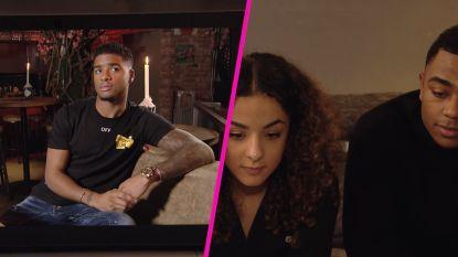 """Danicio heeft een speciale boodschap voor Morgan en Rodanya: """"Het is niet bij één keer seks gebleven"""""""
