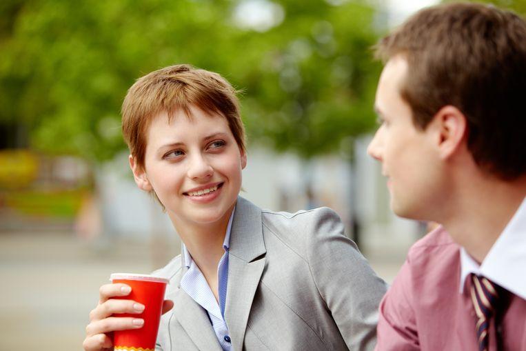 Omgangsvormen Waarom een gesprek altijd onbevredigend eindigt - Trouw