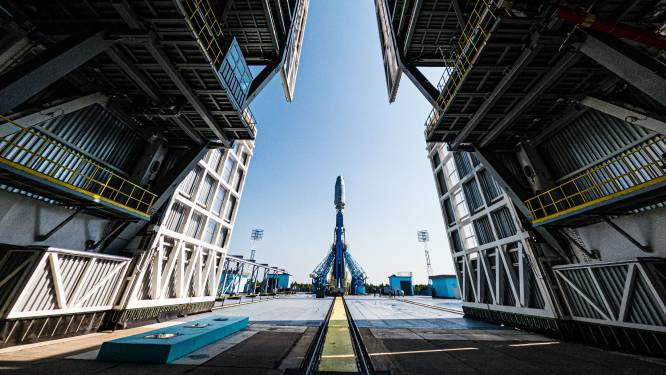 La Russie lance un vaisseau-cargo Soyouz vers l'ISS