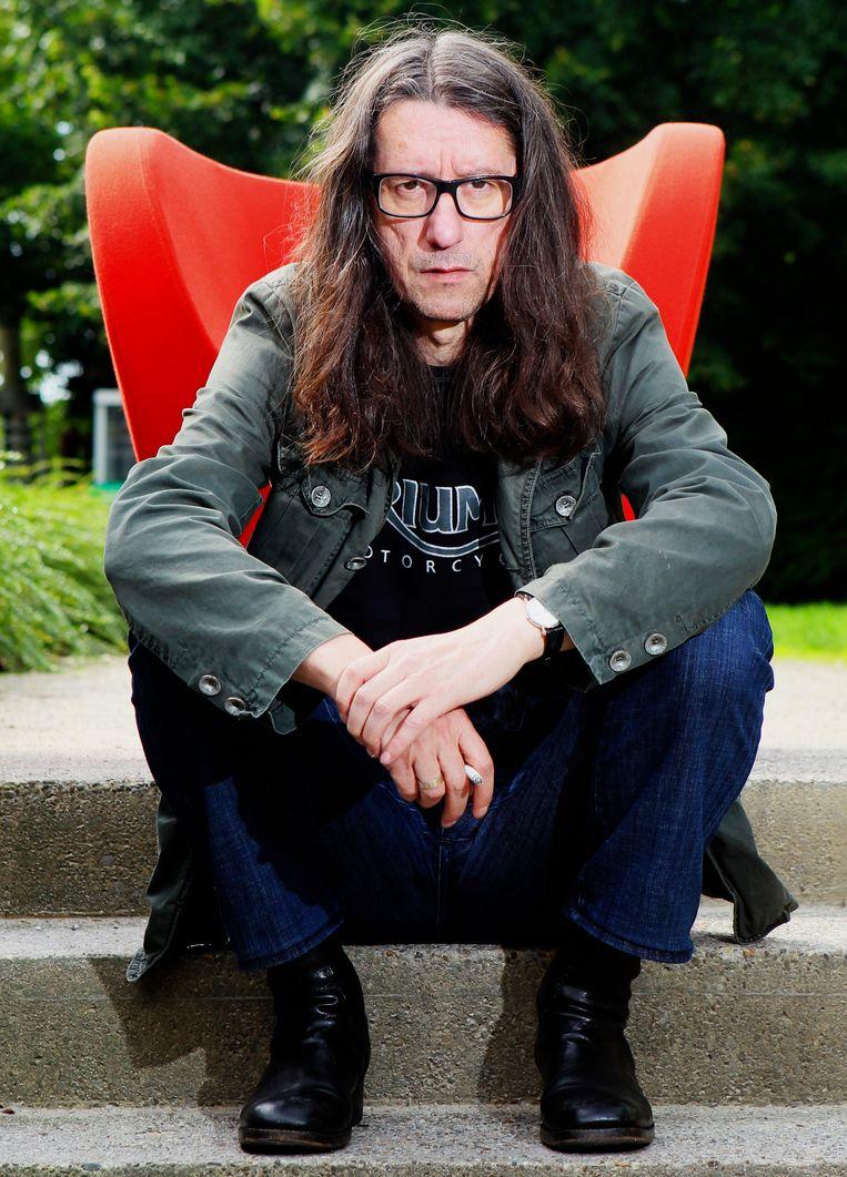 Herman Brusselmans schreef al een bijzonder lijvig oeuvre bijeen. Zijn meest recente roman is 'Zeik'. Beeld PHOTO_NEWS