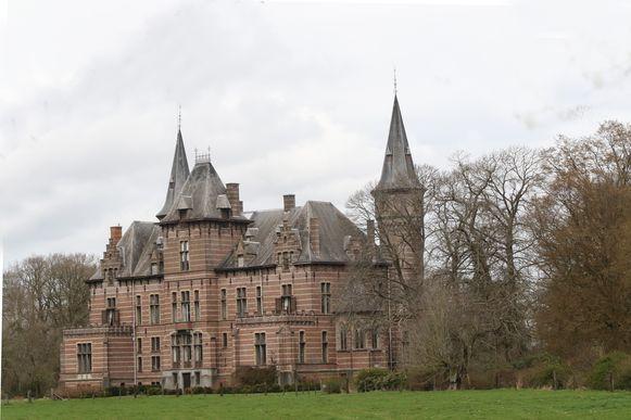 Kasteel du Parc in Vlamertinge.