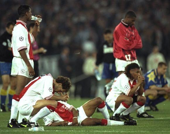 Ajax trok na een strafschoppenreeks aan het kortste eind.