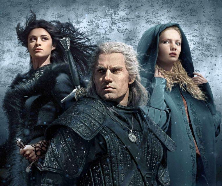 'The Witcher' Beeld Netflix