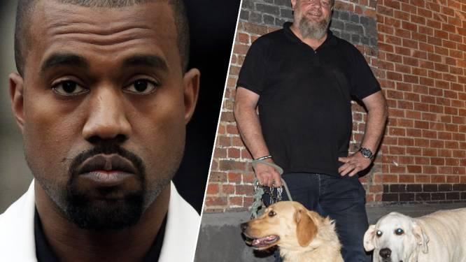 """Peter botst tijdens wandeling op nieuwe buurman Kanye West: """"Vond het grappig dat ik niet wist wie hij was"""""""