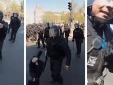 Le journaliste Gaspard Glanz diffuse la vidéo de son interpellation