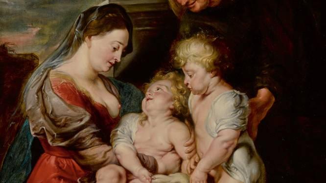 Herontdekt werk van Rubens brengt meer dan 7 miljoen dollar op