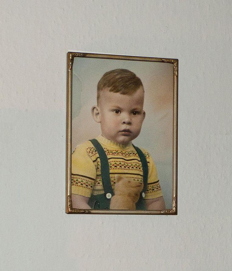 Hans Aarsman, 4 jaar oud Beeld