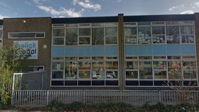 De Mr. Van Eijkschool in Rotterdam-IJsselmonde