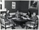 De formatie van 1977, waarbij Tjeenk Willink als secretaris aanwezig was.