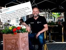 Zutphense kroegbaas die café sloot om corona-uitbraak, zegt over tweet Baudet: 'Staat haaks op wat ik bedoel'
