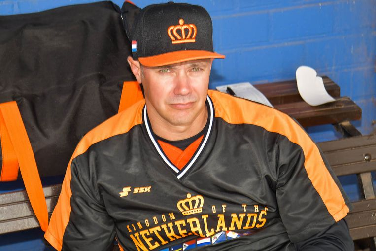 Bondscoach Evert-Jan 't Hoen.   Beeld Robert Bos