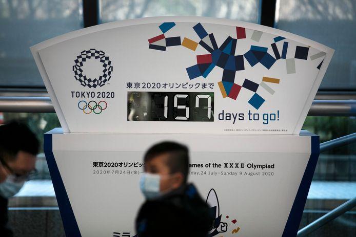 Over 157 dagen beginnen de Olympische Spelen.
