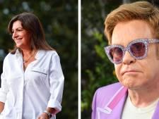"""Anne Hidalgo, candidate à la présidentielle, soutenue par Elton John: """"Je vote pour vous"""""""
