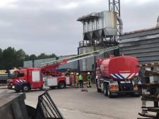 Brandweer heeft brand op Bedrijvenpark Twente onder controle