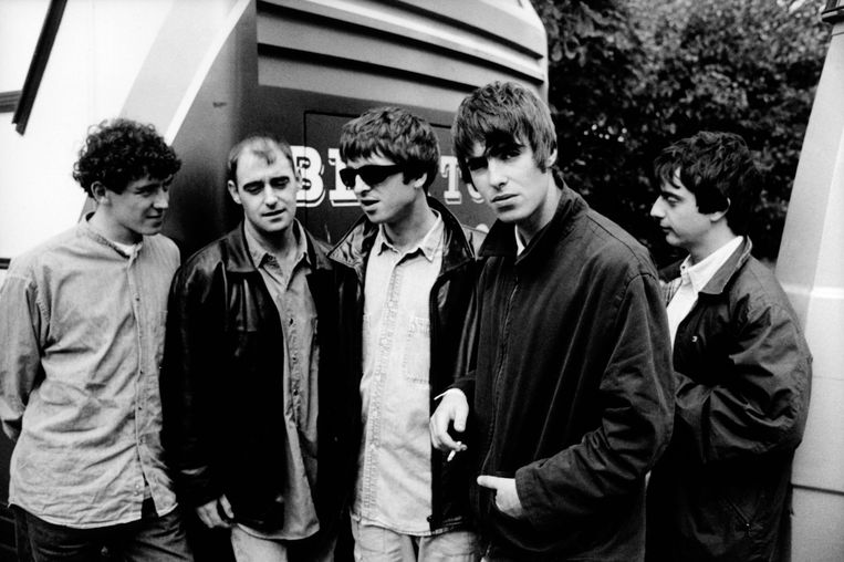 Oasis groeide uit tot een enorm succes met hits als 'Wonderwall' en 'Don't Look Back In Anger'. Beeld Redferns