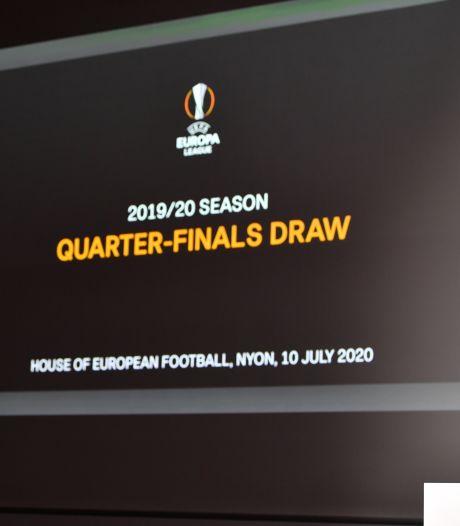 Weghorst mogelijk tegen Dost of Van Wolfswinkel in kwartfinale Europa League