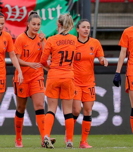 Voetbalsters Oranje op Olympische Spelen als groepshoofd in pot 1