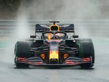 Regen spelbreker in middagtraining, achtste tijd voor Verstappen