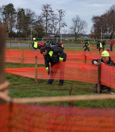 Cyclocross Rucphen gaat dit jaar definitief niet door: 'Sneu ook voor de bouwers'