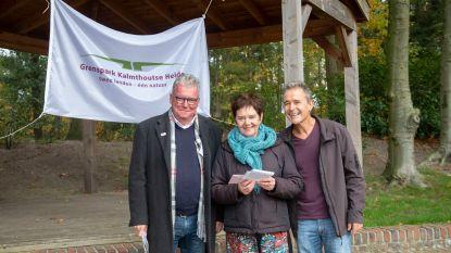 Riet De Bakker schrijft winnend gedicht voor Stiltedag in Kalmthoutse Heide