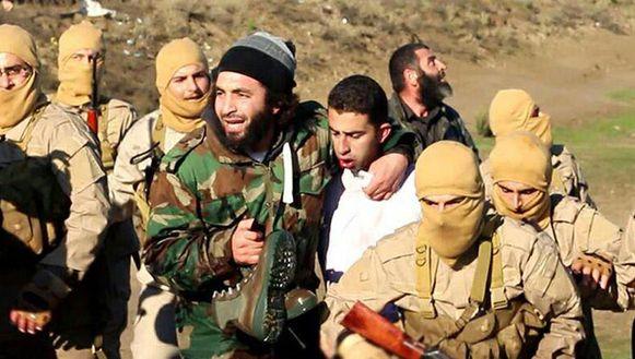 De Jordaanse piloot werd op 24 december gevangen genomen nadat hij met zijn vliegtuig neerstortte boven Syrië.