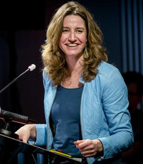 Sharon Gesthuizen directeur Academie voor Art & Design bij ArtEZ in Arnhem