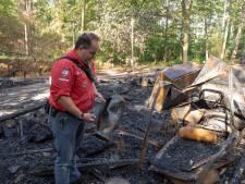 Door brand getroffen scouting Merhula mag tijdelijk gebruikmaken van clubhuis waterscouting