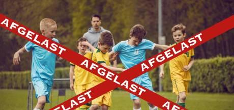 Opnieuw tientallen gaten in voetbalprogramma, ook duels Arnhemse Boys en Dierensche Boys afgelast