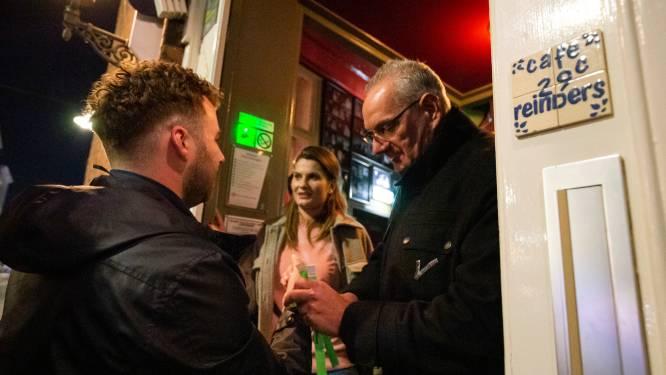 Feestcafés in Den Bosch zetten polsbandjes in bij coronacheck, wie volgt?