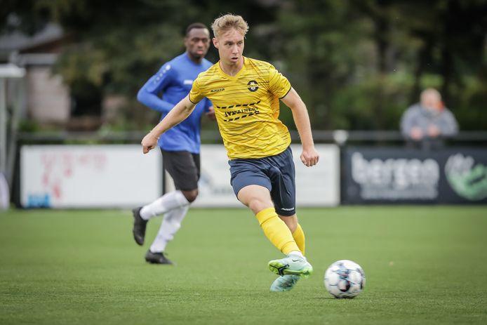 Senne Ceulemans kwam op uitleenbasis over van KV Mechelen.