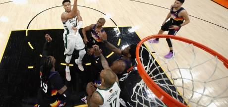 Phoenix Suns delen eerste tikje uit in finale NBA