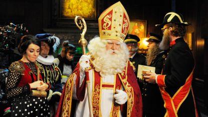 Ontmoet de Sint na een wandeling in Zandvliet