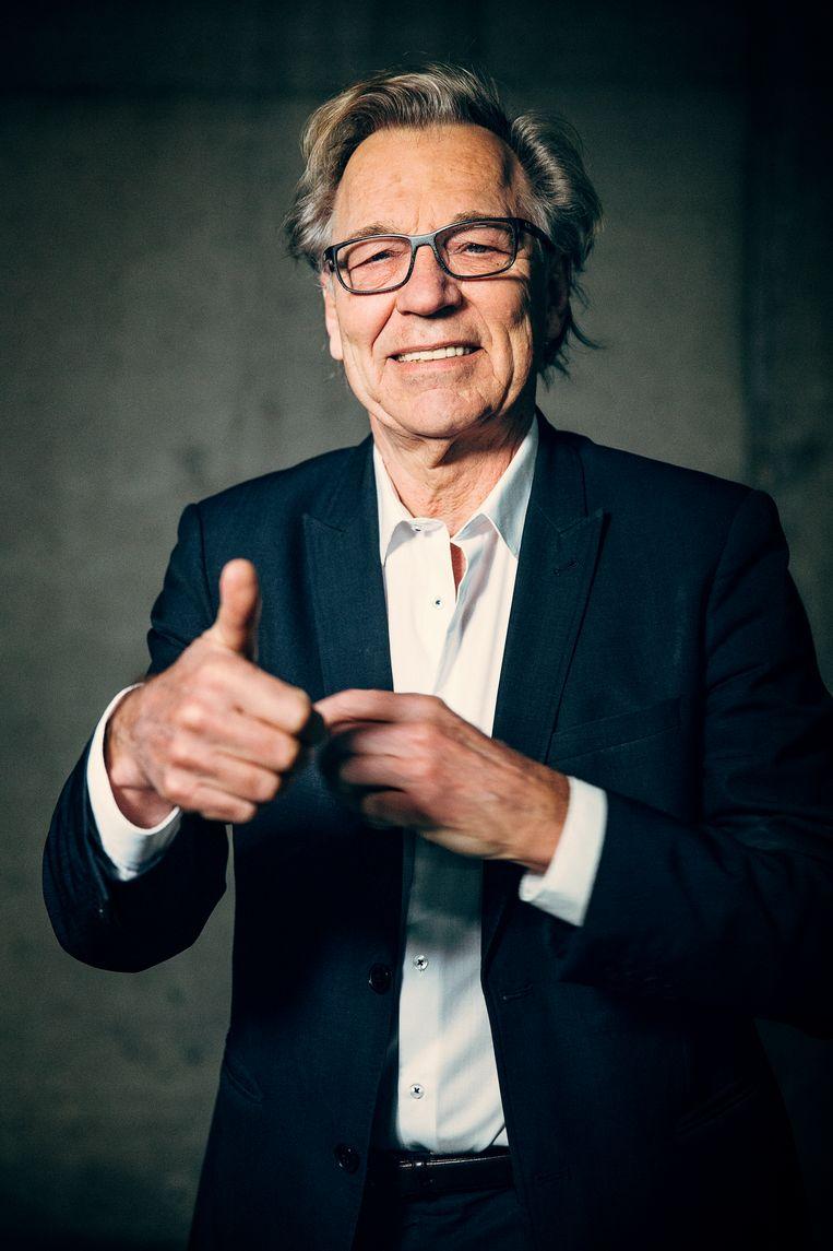 Portret: Jan Mulder.