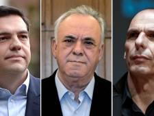 La Grèce dévoile son gouvernement