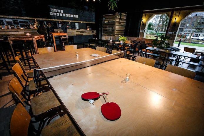 Bar Provisoir blijft nog tot juni 2022, daarna vinden verbouwingswerken plaats.