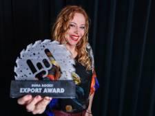Zangeres Anneke van Giersbergen krijgt Buma Export Award