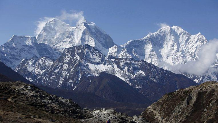 Mount Everest. Beeld REUTERS