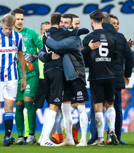 Heracles wint in Heerenveen: 'Ik wist bijna niet meer hoe het voelde om buiten Almelo te winnen'
