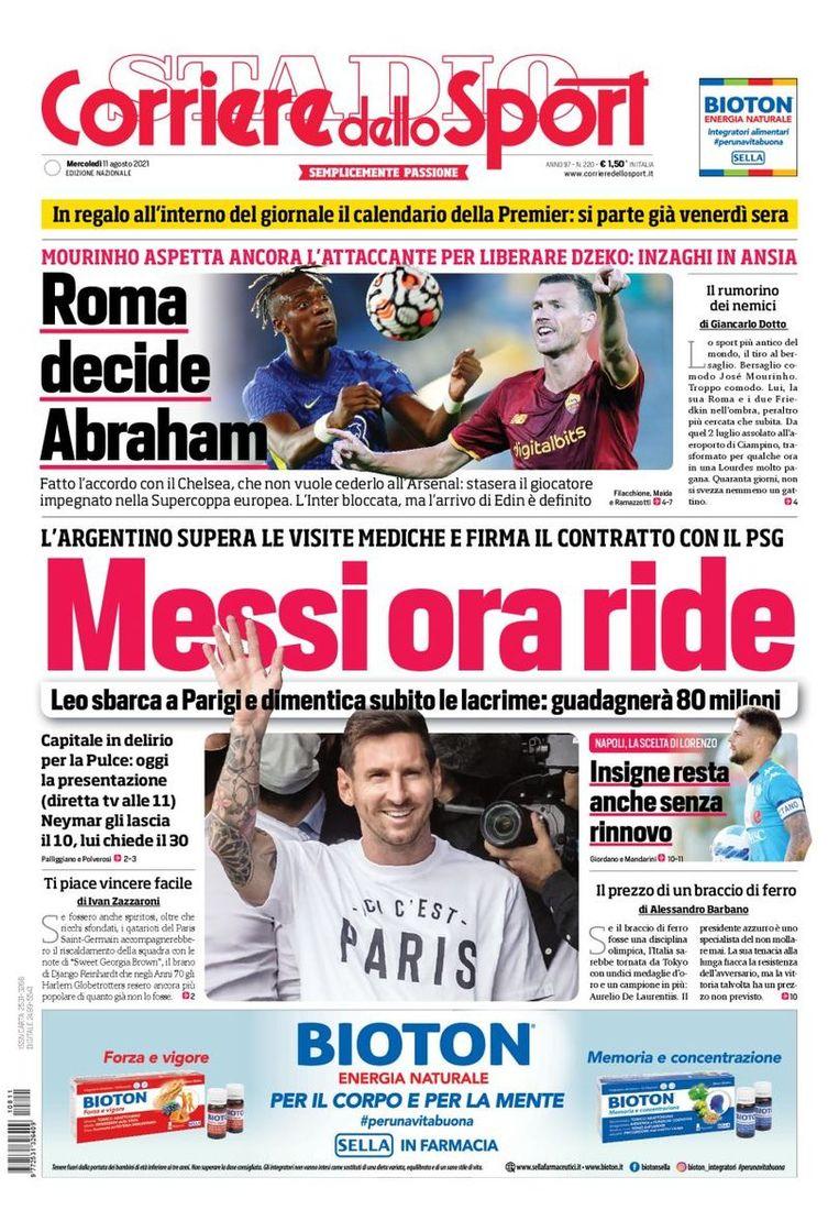 null Beeld Corriere dello Sport